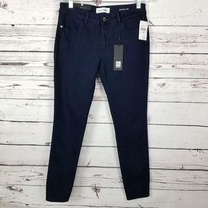 DL1961 EMMA Jeans Power LEGGING Skinny Leg 29 Blue